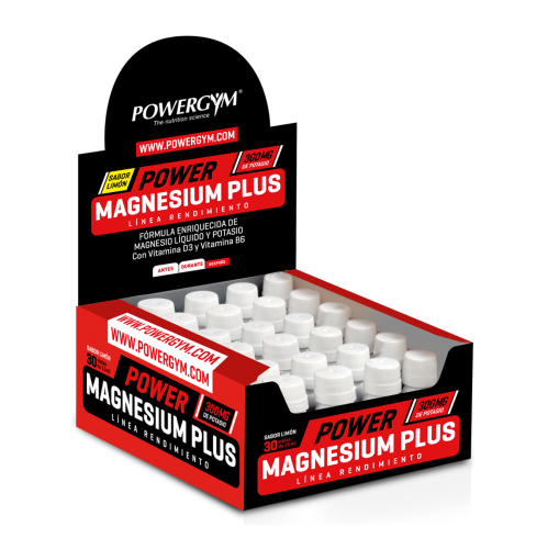 POWER MAGNESIUM PLUS