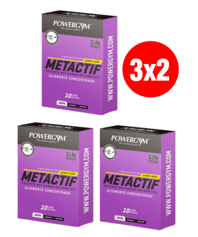 PROMO 3X2 METACTIF
