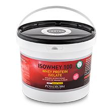iSOWHEY 100 EN TU NUTRICIÓN DEPORTIVA