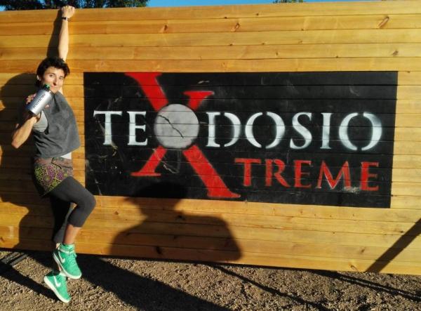 Alejandra de Castro utiliza suplementos deportivos de calidad en la Teodosio Xtrem