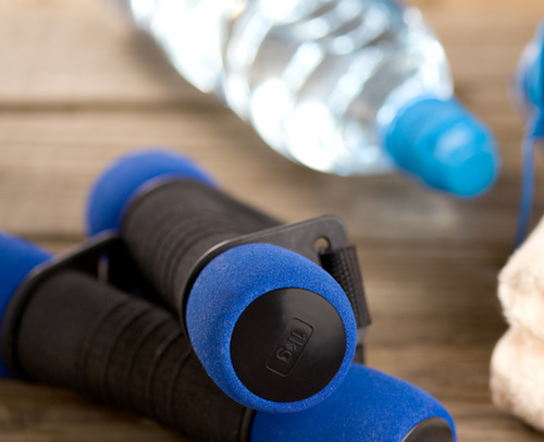 beber más  agua para reducir peso