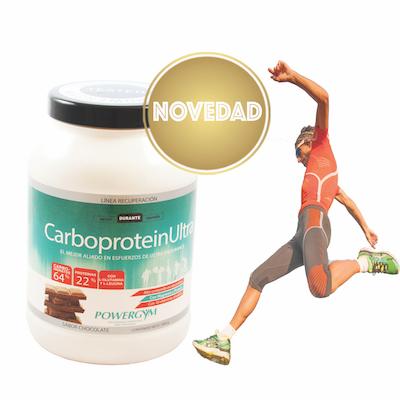 Carboprotein Ultra el suplemento de tu nutricion deportiva para ultra endurance o larga distancia