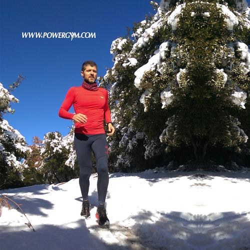 Deportes de invierno y suplementos deportivos para mejorar el rendimiento e hidratación