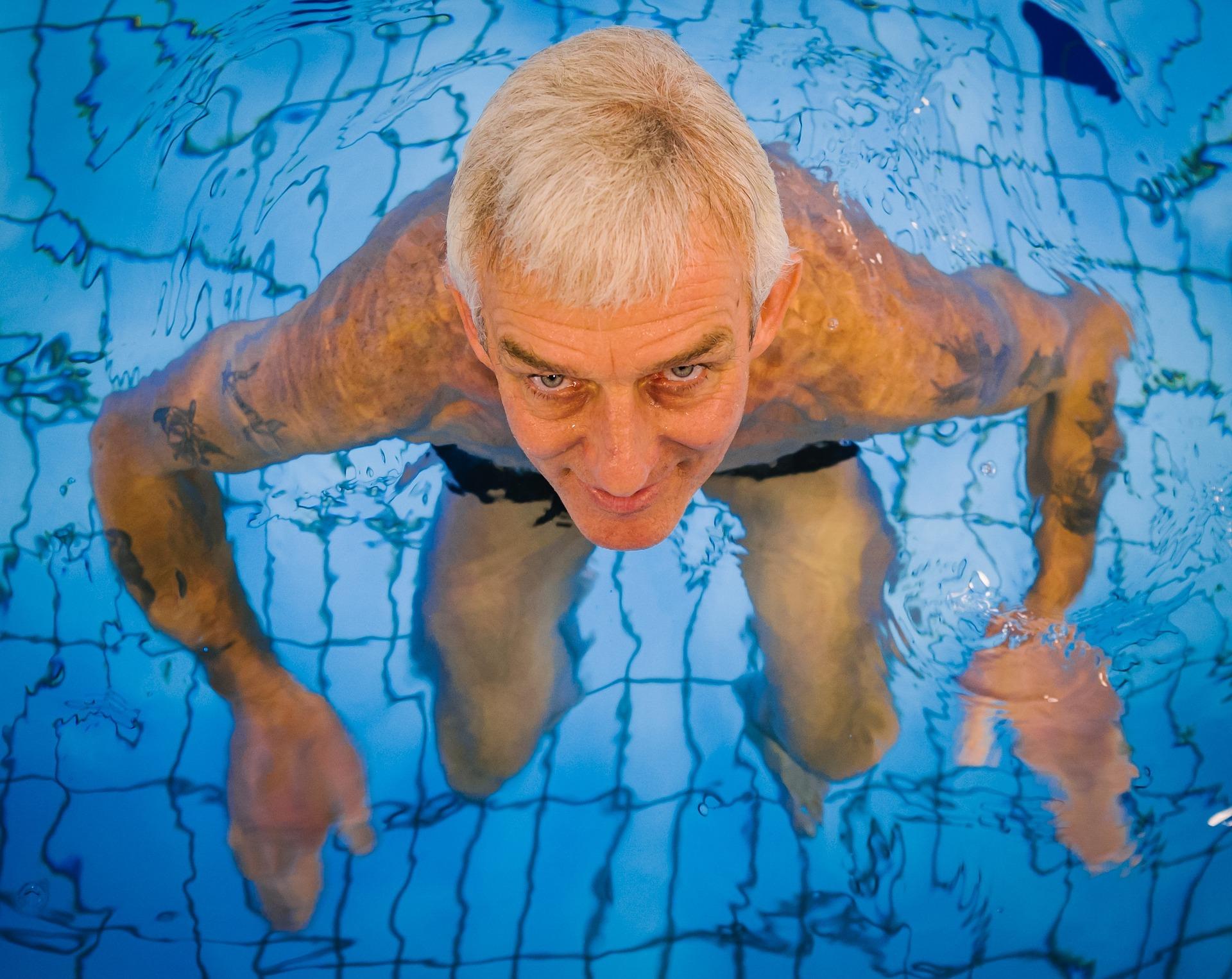 Ejercicio físico para prevenir el deterioro de la masa muscular