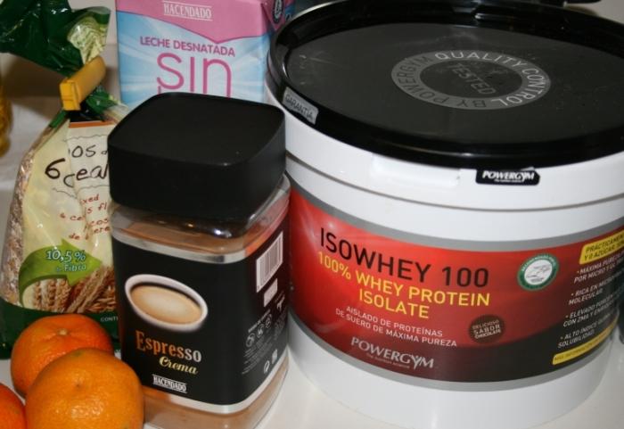 Proteínas e hidratos en tu desayuno