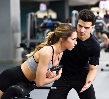 entrenador personal para volver al gym después de los 30 y mejorar tu nutrición deportiva