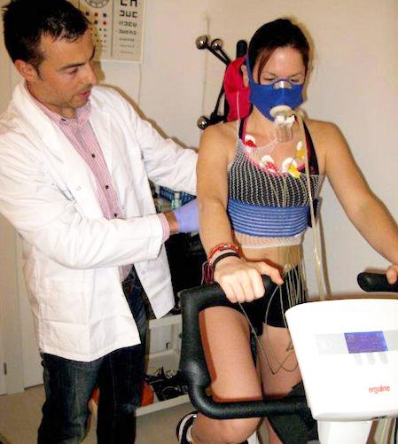 estudios metabólicos con Dr. Iván Ibáñez para mejorar la nutrición deportiva