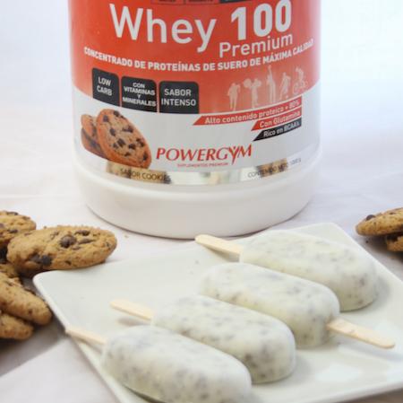 helados saludables proteicos para tu nutrición deportiva