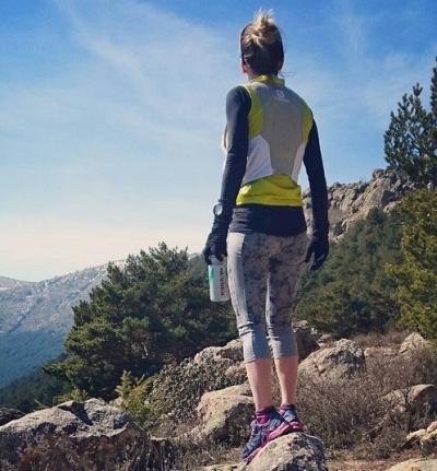 Los ultramaratones de Eva Vidal con nuestra nutricion deportiva