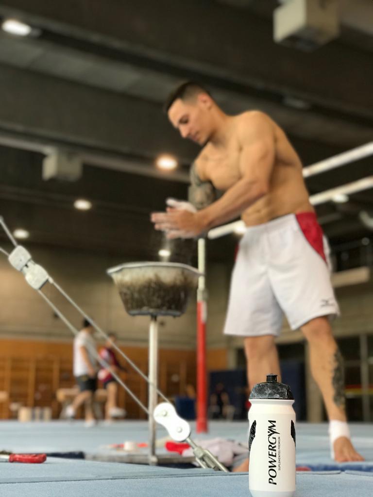Néstor Abad - Atleta Olímpico