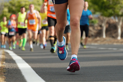 las estrategias de nutrición deportiva para el maratón y medios maratones