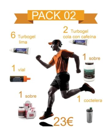packs de suplementos deportivos para el maraton de Barcelona