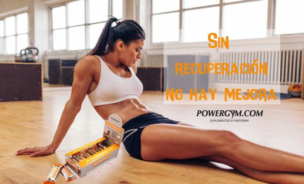 Recoprotein Bar para tu nutrición deportiva