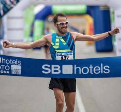 Roger roca campeón de catalunya de Maratón con nuestros suplementos deportivos y nutrición deportiva