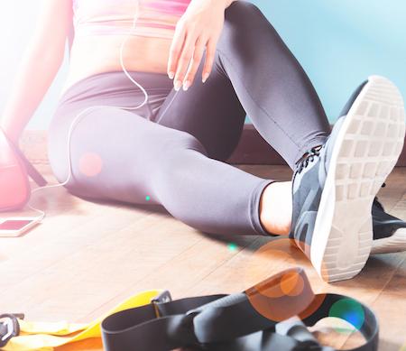 Sensación de fatiga para la recuperación después del ejercicio