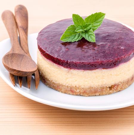tarta de queso fitness proteica para tu nutrición deportiva