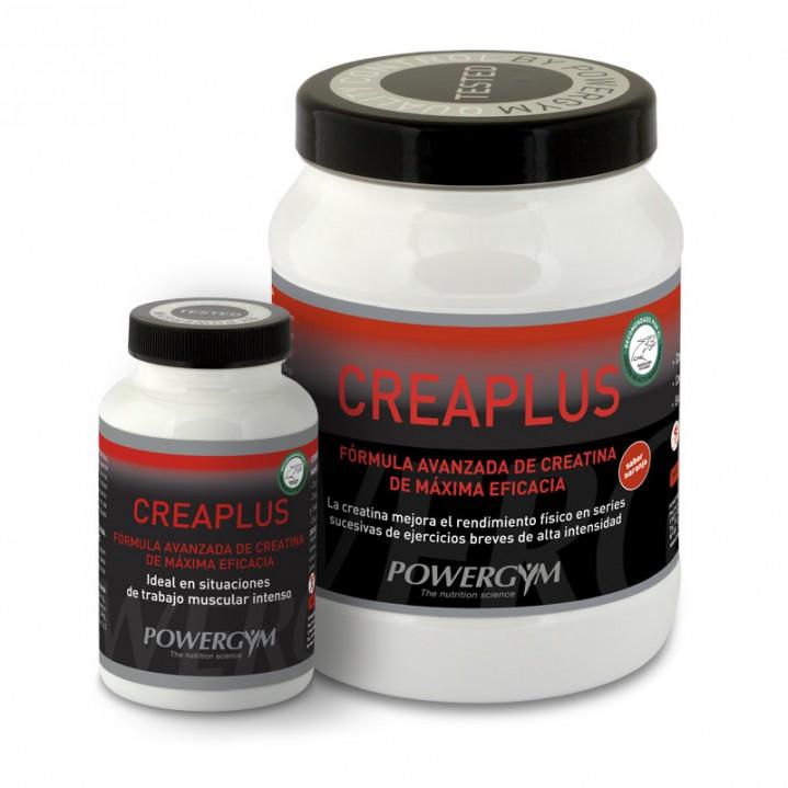 Fórmula avanzada de creatina monohidrato para mejorar la fuerza y la masa muscular