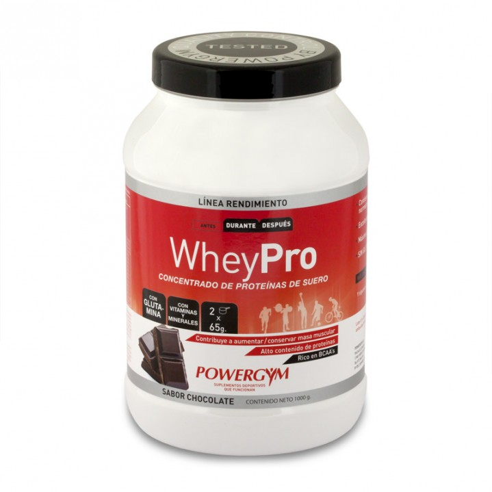 Concentrado de proteínas de suero para tus batidos de proteínas