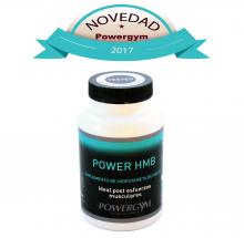 POWER HMB - Anticatabólico y Recuperador Muscular