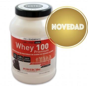 WHEY 100 PREMIUM - Concentrado de proteínas de suero