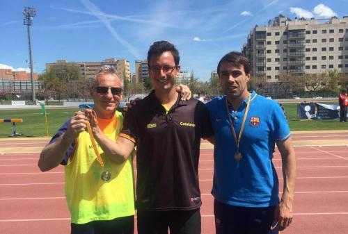 Xavi Porras  gana una medalla de bronce con nuestros suplementos deportivos