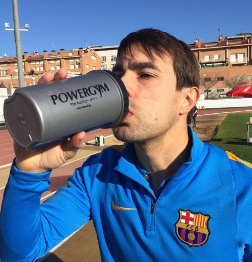 Xavi Porras se recupera con nuestros suplementos deportivos