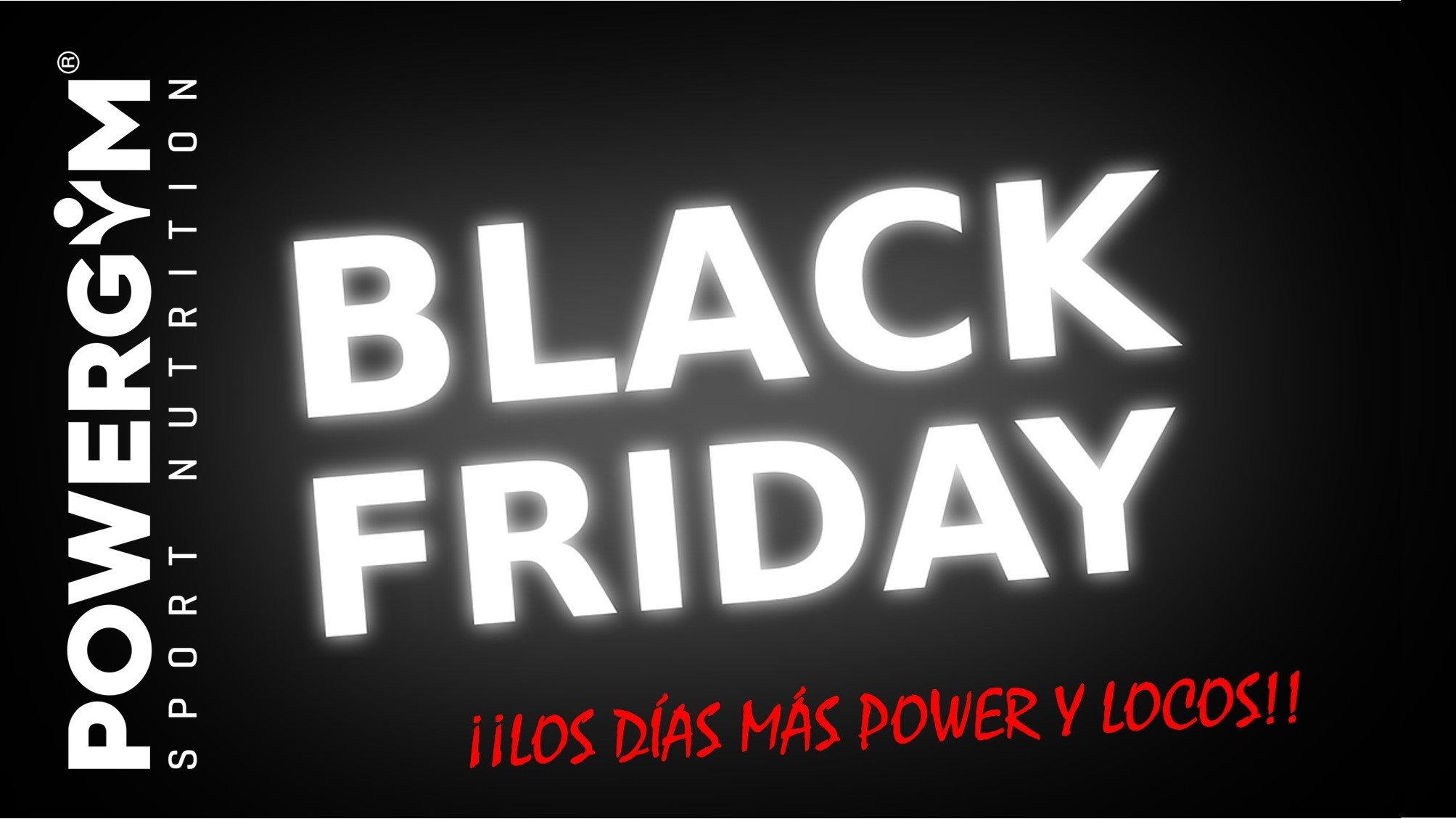 black friday powergym 2019
