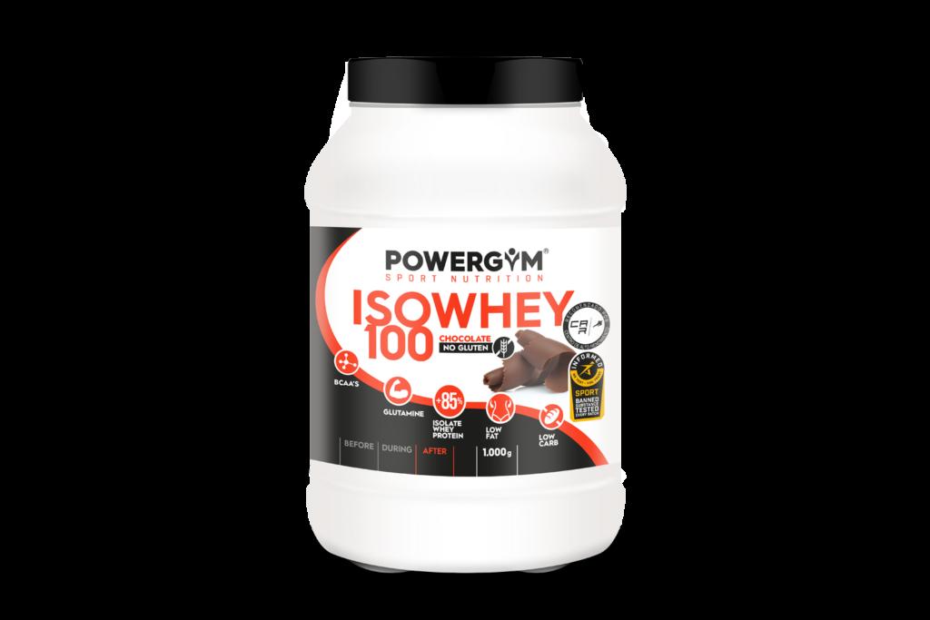 ISOWHEY 100