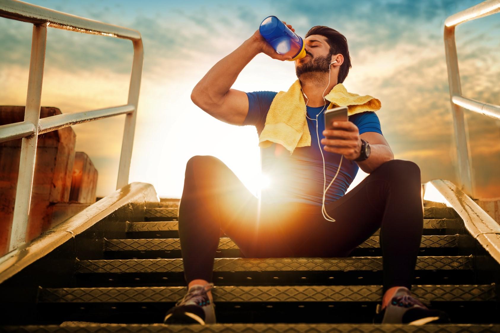 recuperación deportiva